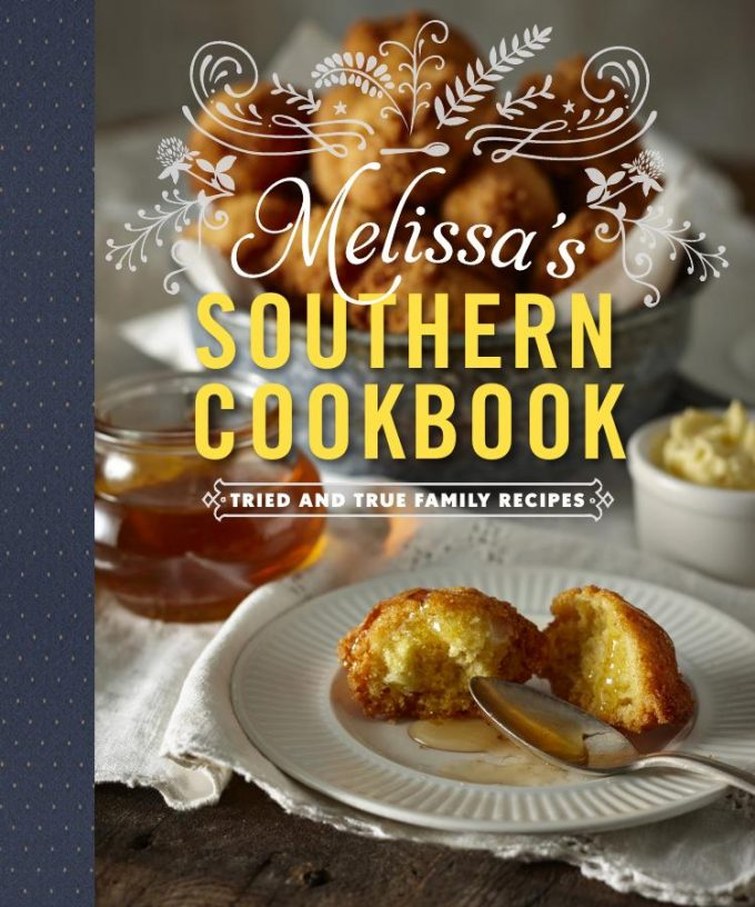 Melissa's Southern Cooking Cover