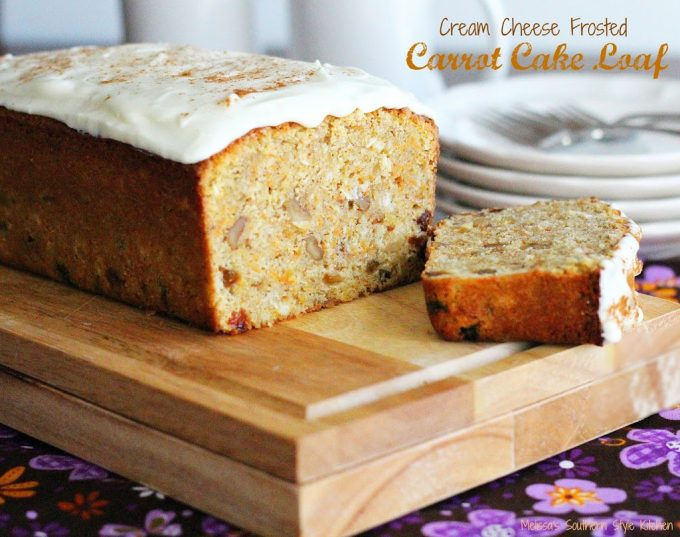 Carrot Cake Loaf All Recipes: Carrot Cake Loaf