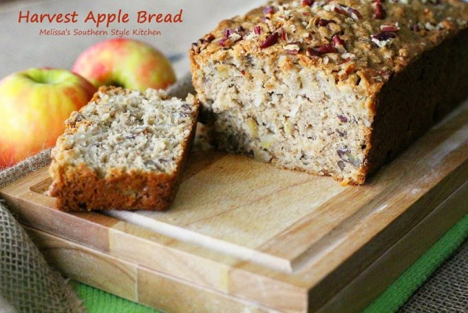 Harvest Apple Bread recipe