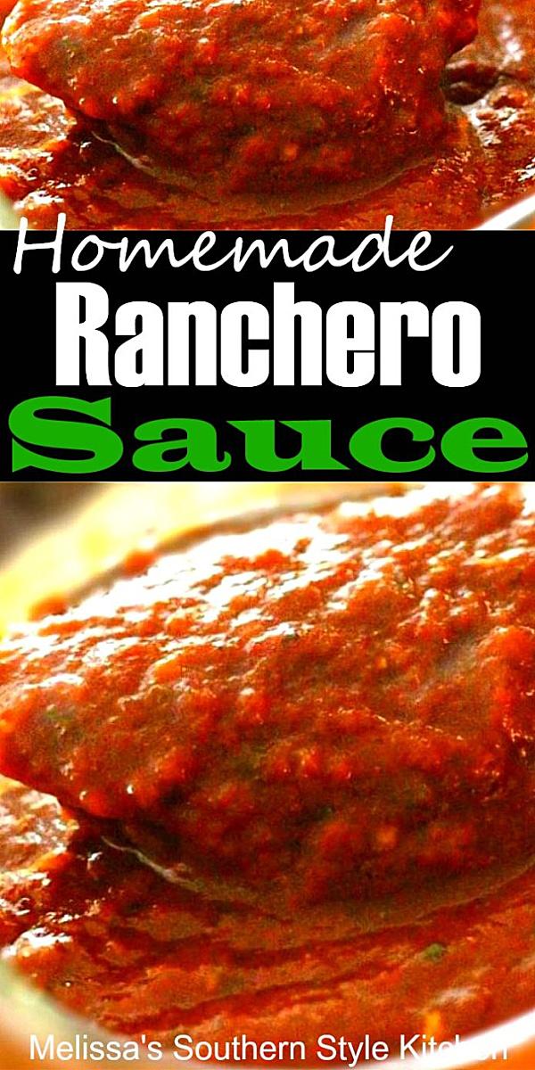 Ranchero Sauce