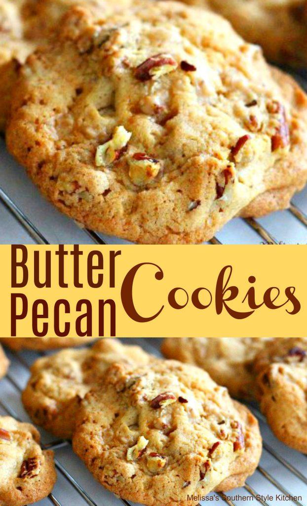 Butter Pecan Cookies Melissassouthernstylekitchen Com