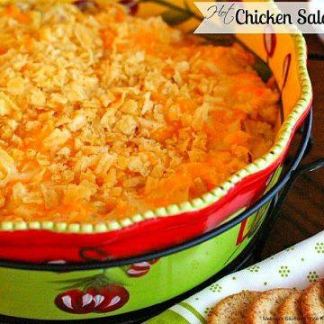 Hot Chicken Salad recipe