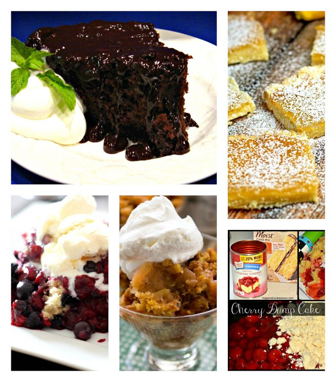 Make 5 Easy Mouthwatering Crockpot Desserts