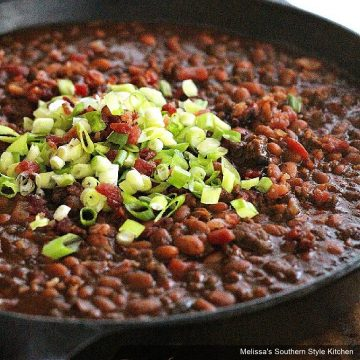 best ever Root Beer Baked Beans