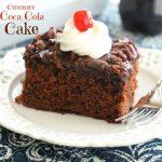 Cherry Coca Cola Cake
