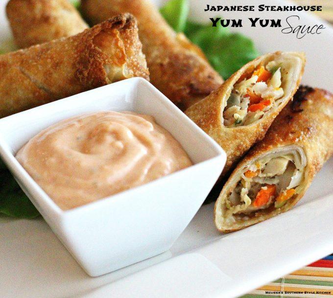 Japanese Steakhouse Yum Yum Sauce Melissassouthernstylekitchen Com