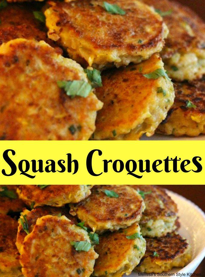 Squash Croquettes Melissassouthernstylekitchen Com