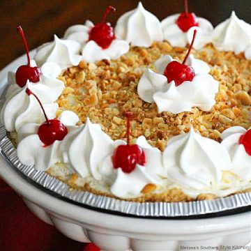 Hawaiian Ice Box Pie dessert