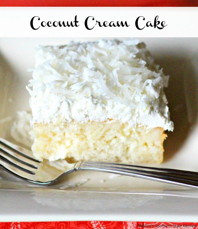 Southern Living Coconut Cake Frosting