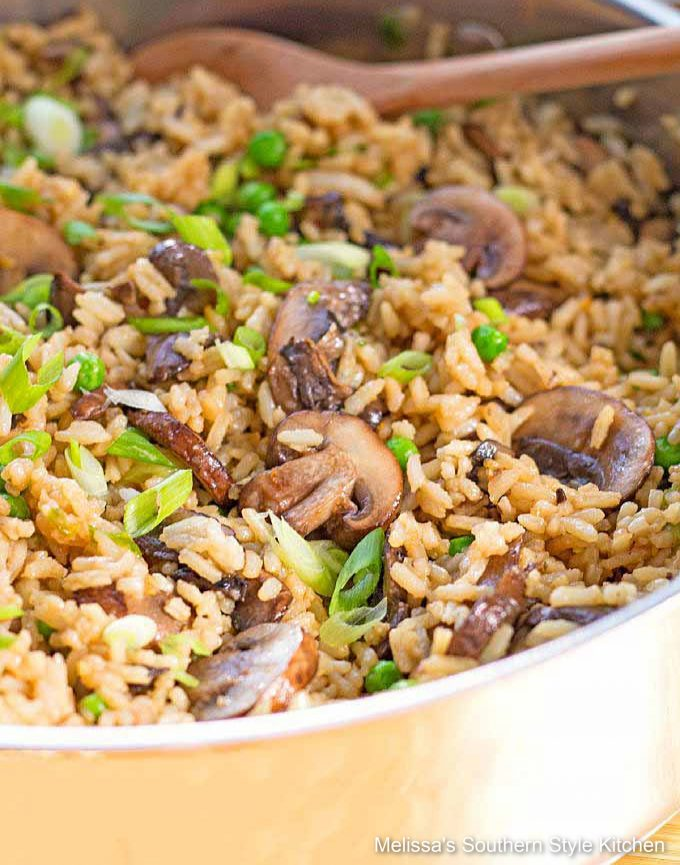 best ever Teriyaki Rice Pilaf recipe