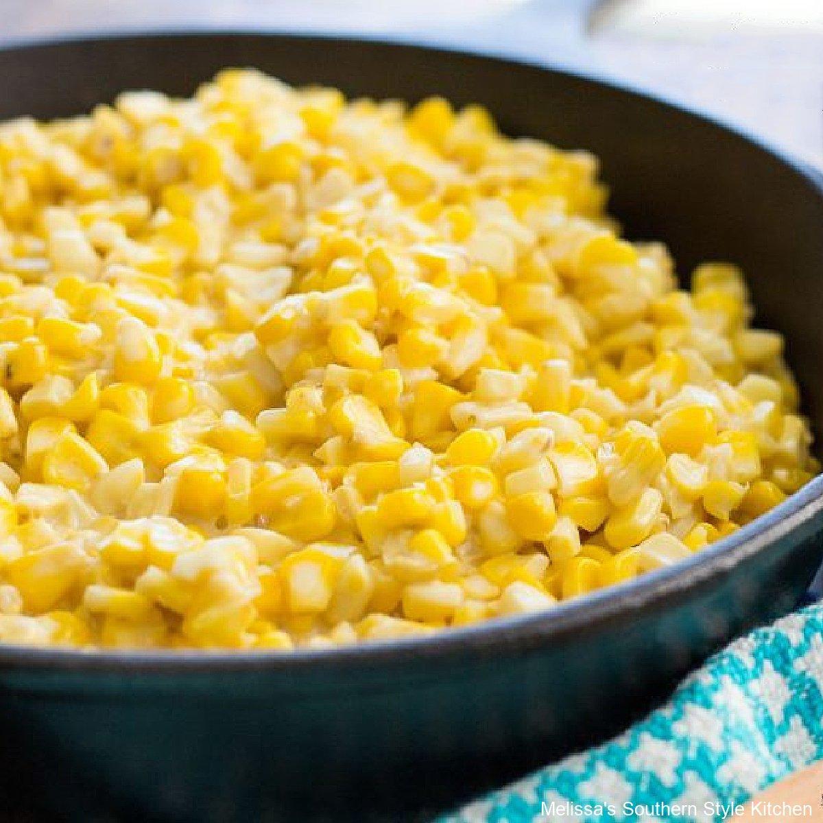 Southern Style Creamed Corn Melissassouthernstylekitchen Com