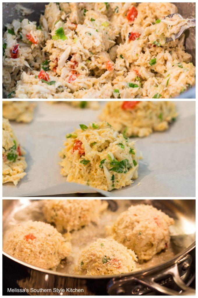 Jumbo Lump Crab Cakes - melissassouthernstylekitchen.com