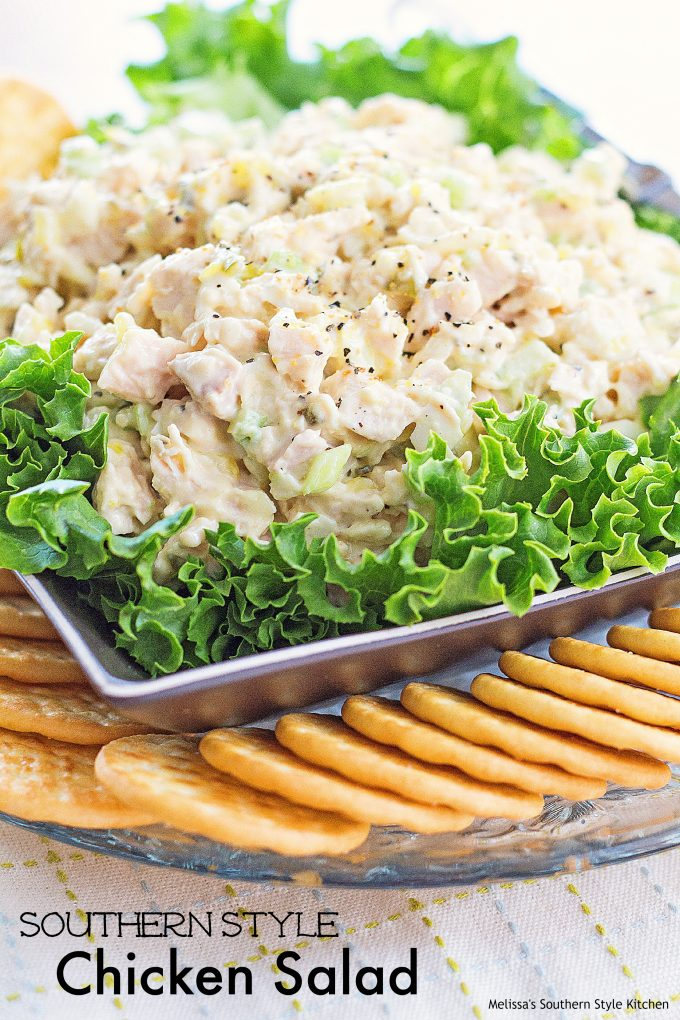 Southern style chicken salad melissassouthernstylekitchen southern style chicken salad forumfinder Gallery