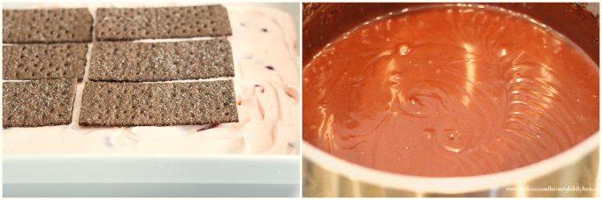 Chocolate Cherry Eclair Cake - melissassouthernstylekitchen.com