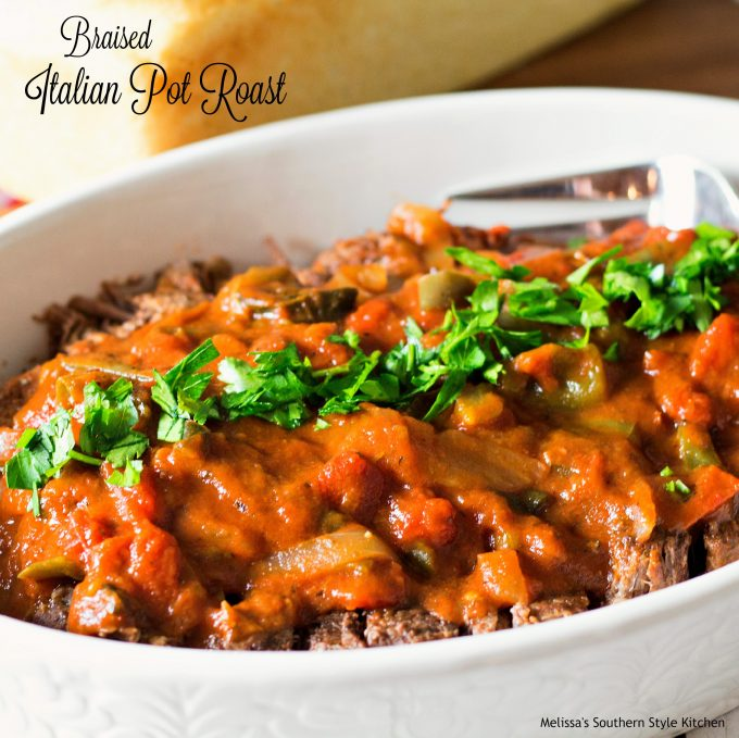 Braised Italian Pot Roast