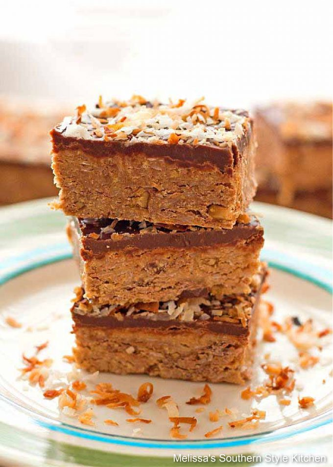 plated-chocolate-coconut-toffee-bars