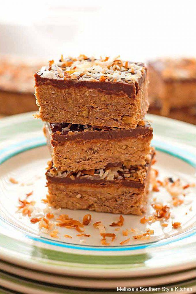 no-bake-chocolate-coconut-toffee-bars