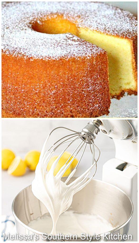 lemon Lovers Trifle ingredients