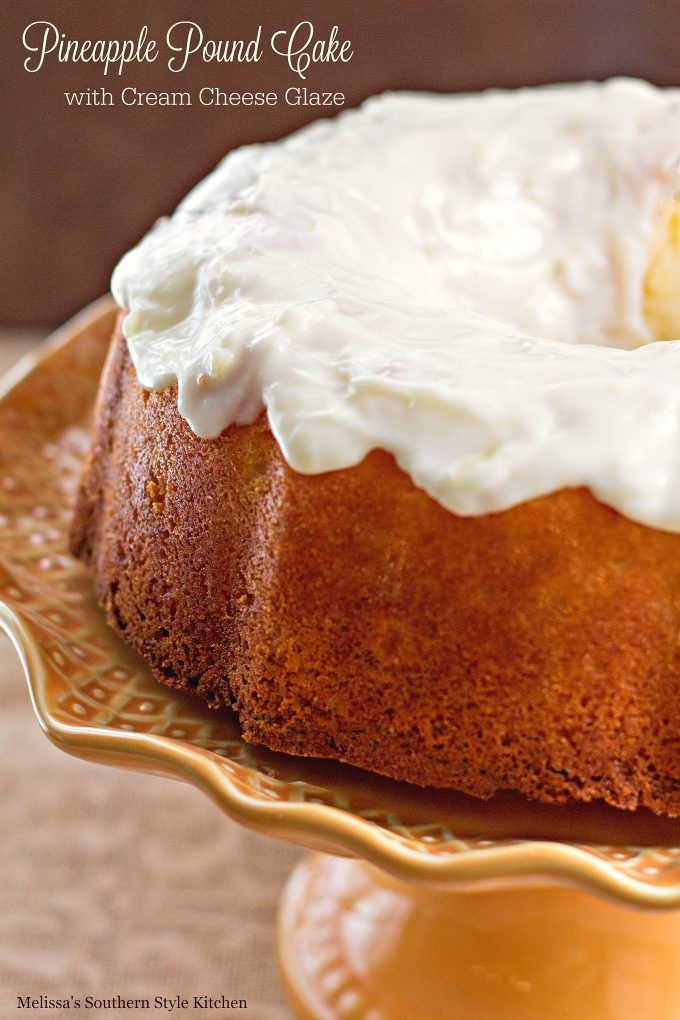 Southern Living Lemon Pound Cake Recipe