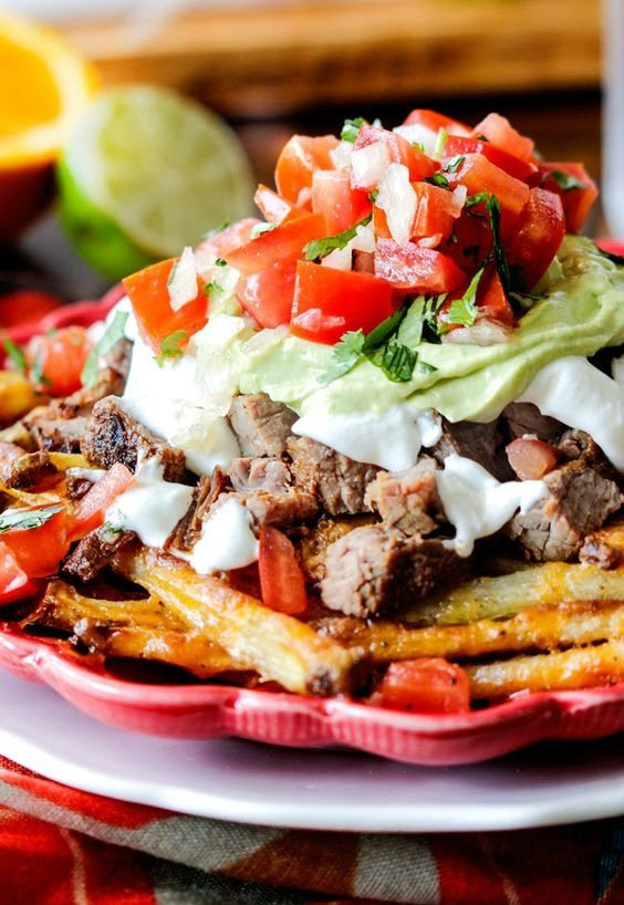 Loaded Carne Asada Fries Recipe