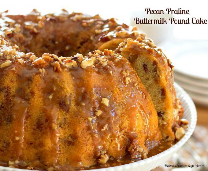 Butter Pecan Bundt Cake Ingredients