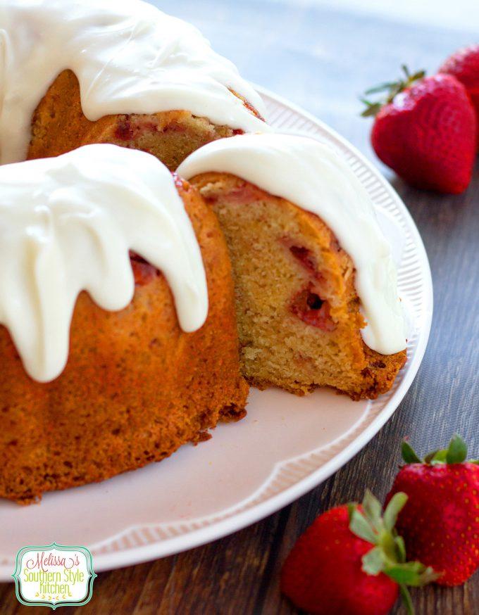 Melissa S Southern Style Kitchen Pound Cake