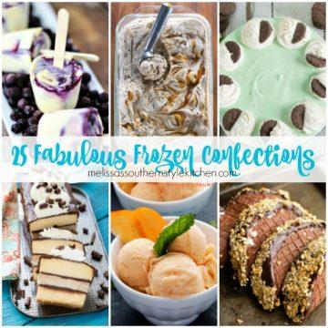 25 Fabulous Frozen Confections