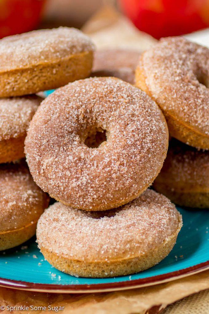 baked-apple-cider-donuts