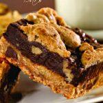 Chocolate Fudge Bars Recipe