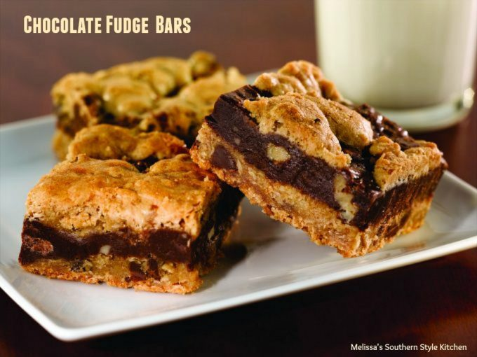 Chocolate Fudge Bars