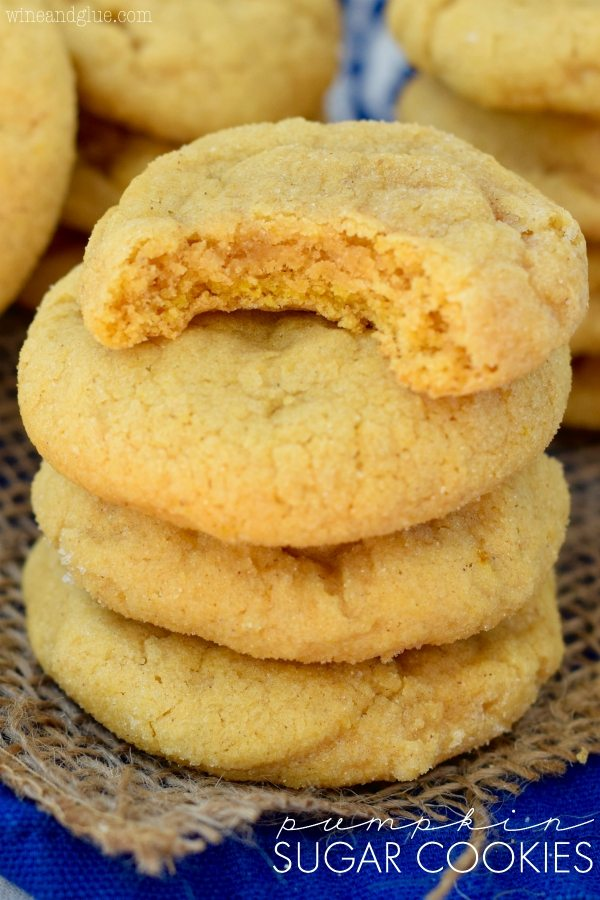 pumpkin-sugar-cookies