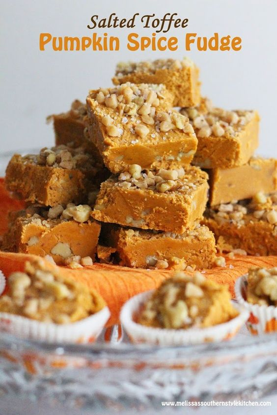 salted-toffee-pumpkin-spice-fudge