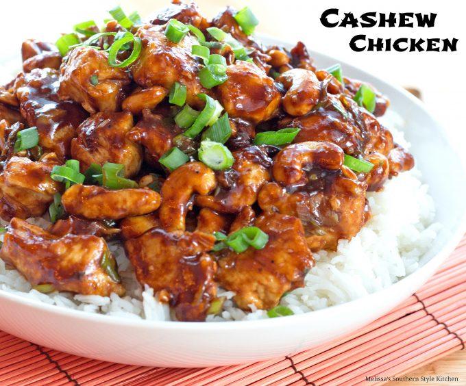 Summary Cashew Chicken Recipe Ree Drummond Food Network