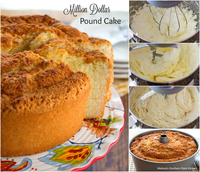 Melissa S Southern Kitchen Pound Cake