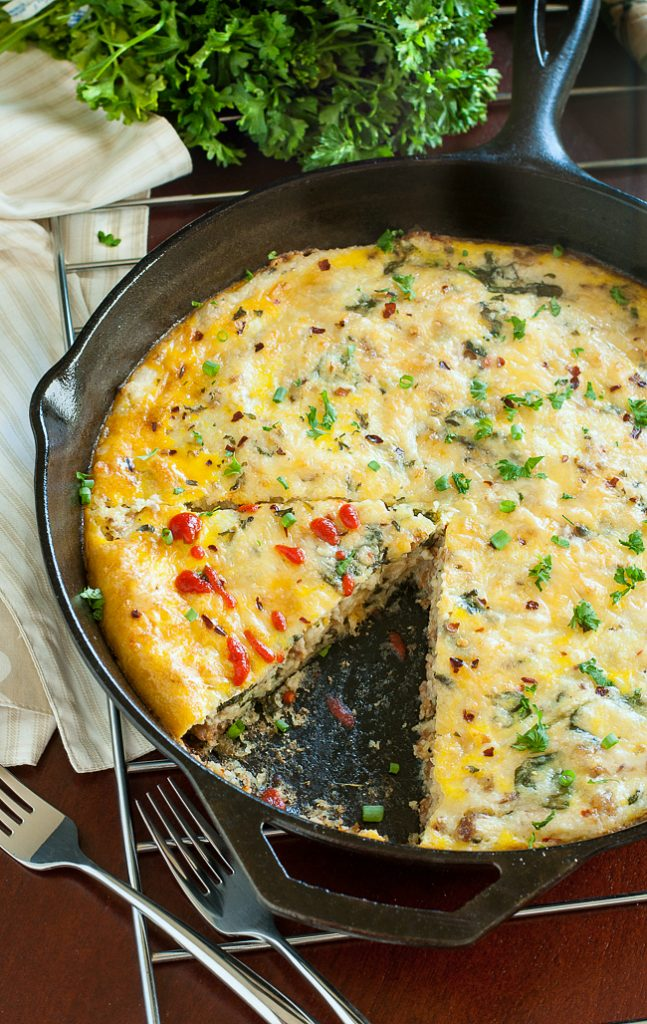 18 Easy Cast Iron Skillet Meals