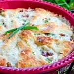 Chicken Bacon Ranch Crescent Pie Recipe