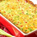 Recipe For Creole Andouille Rice Brunch Bake