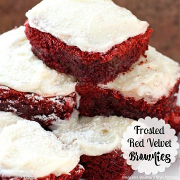 frosted-red-velvet-brownies