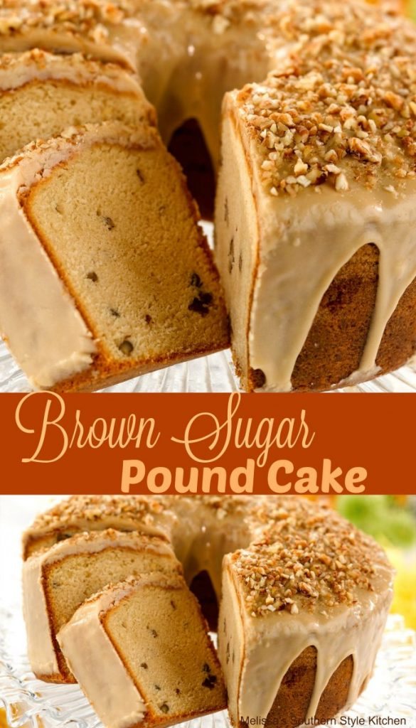 brown sugar pound cake brown sugar pound cake melissassouthernstylekitchen 2090
