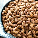 Roasted Cinnamon Sugar Almonds