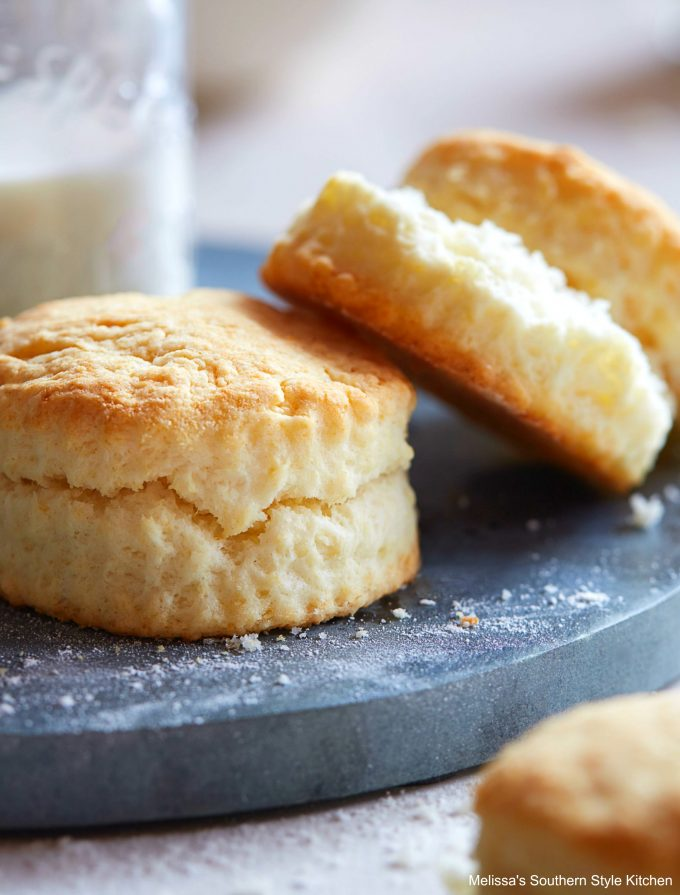 Easy Cream Biscuits