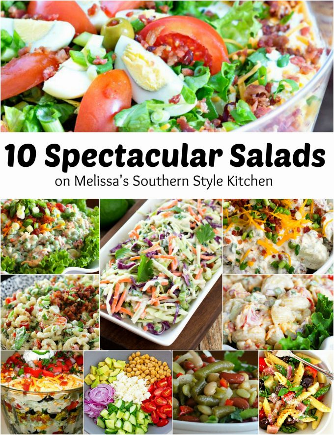 10 Spectacular Salads for Your Memorial Day Barbecue