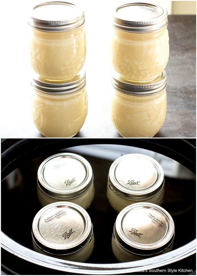 Homemade Dulce de Leche Caramel