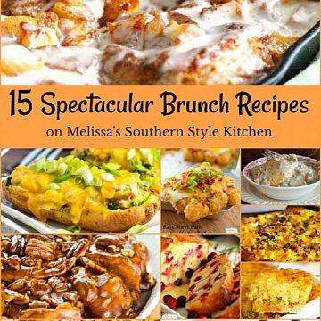 15 Spectacular Recipes For Your Next Brunch