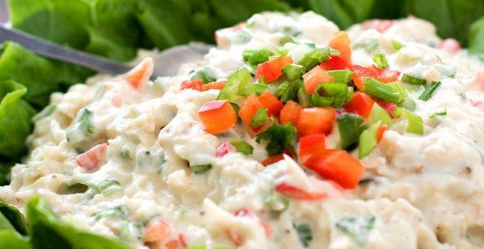 Kickin' Crab Salad