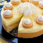 Recipe No Bake Lemon Bliss Cheesecake