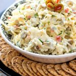 Spanish Olive Pimiento Cheese Spread
