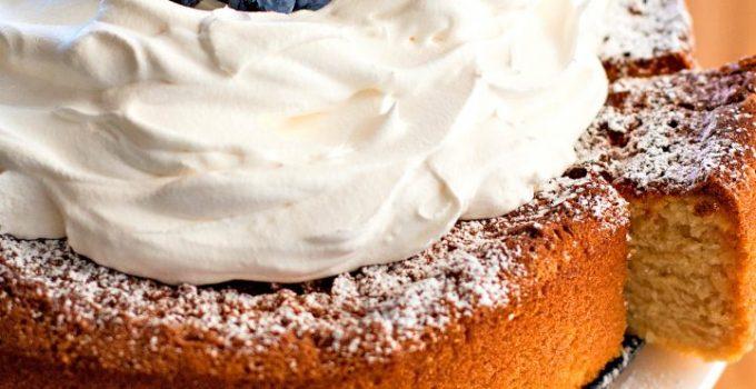 Sweetened Condensed Milk Butter Cake