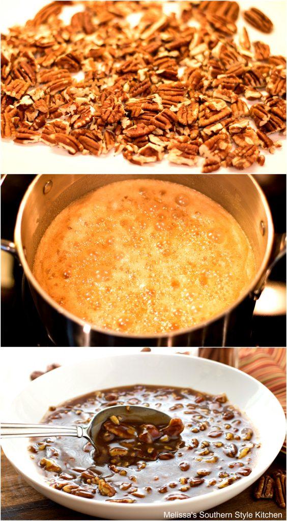 Bourbon Praline Pecan Sauce