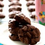 Chocolate Chocolate Chunk Pudding Cookies